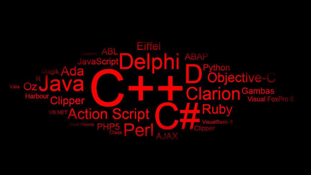 12 Programming Languages in the Modern Web/Mobile World of 2014