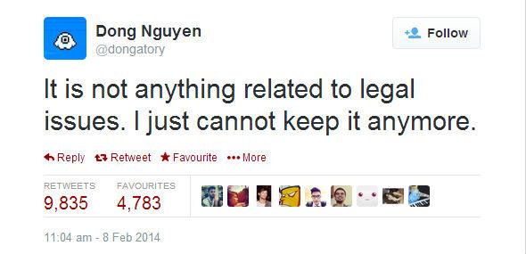 Dong-Nguyen-Tweets