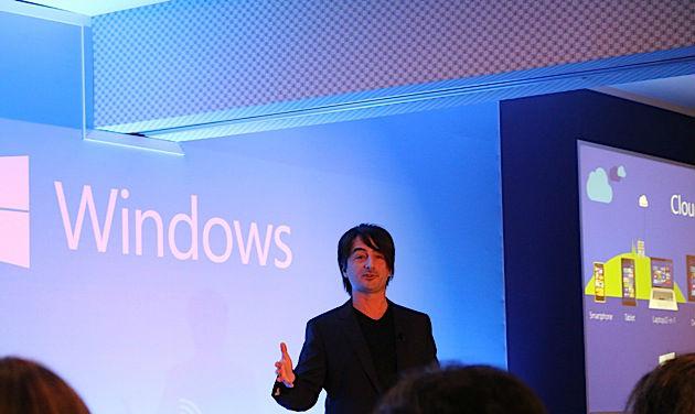 Microsoft's-Joe-Belfiore