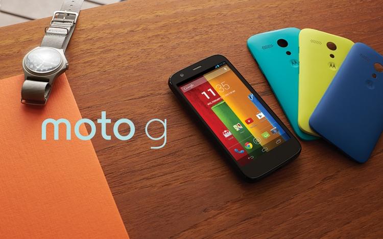 Moto G-by-Motorola