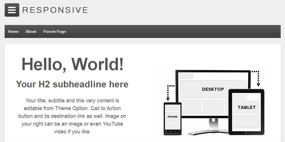 The Best Free And Premium Wordpress Themes February 2014