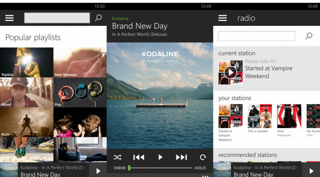 Spotify's Windows Phone App is Finally Getting an Update, This Spring