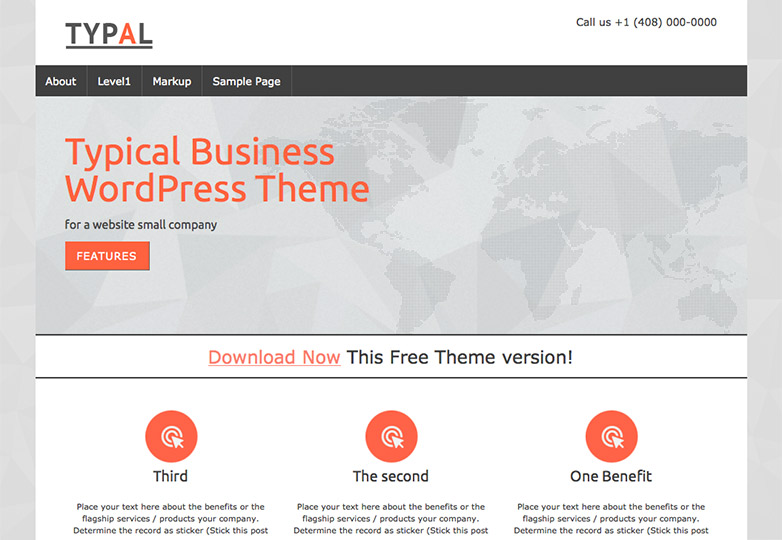 TYPAL-Free-Wordpress-Themes