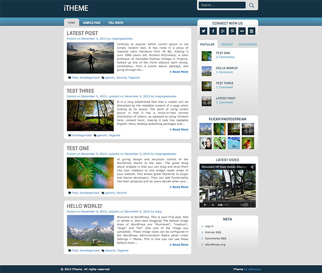 Free-Wordpress-Themes-Lithium