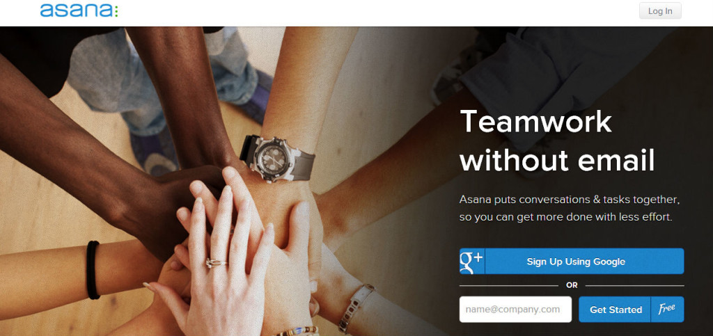asana-teamwork without-email