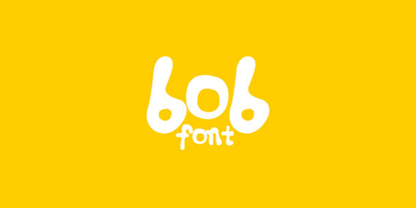bob-free-font