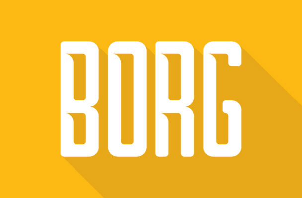 borg-free-font