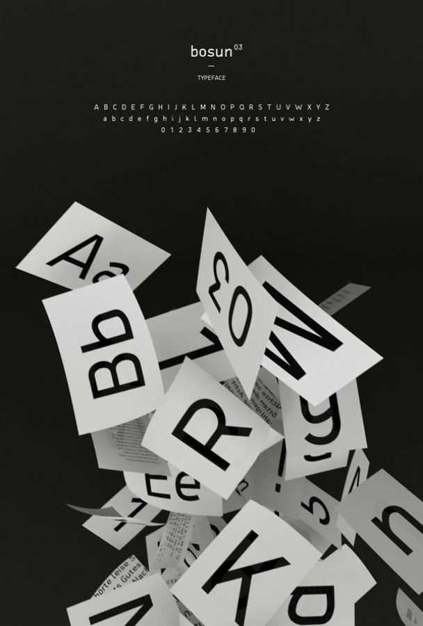 bosun-free-font