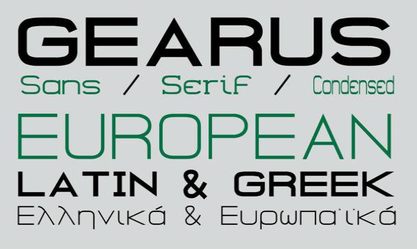 gearus-free-font