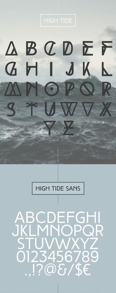hightide-free-font