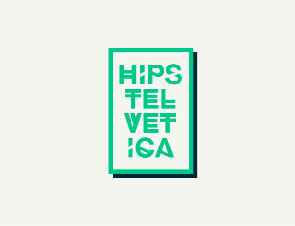 hipstelvetica-free-font