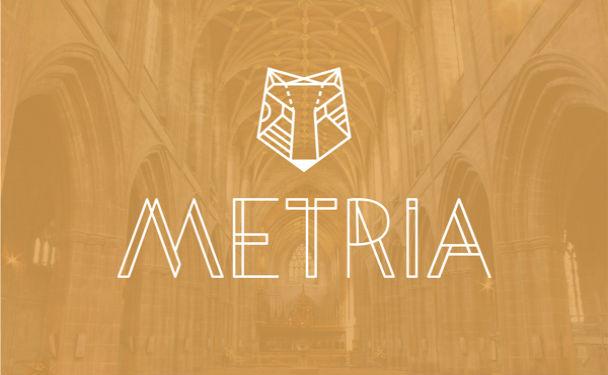metria-free-font