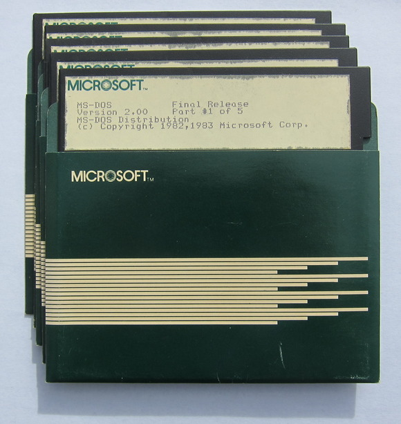 Microsoft Releases Source Code for MS-DOS, Word for Windows