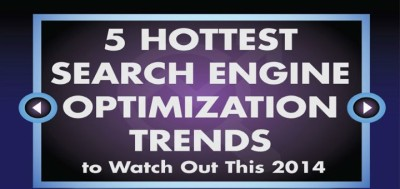 Infographic: Five Hottest Search Engine Optimization Trends – 2014
