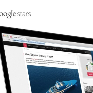 Google Stars App for Bookmarks Leaks onto Chrome Web Store
