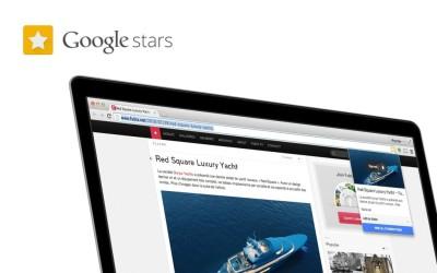Google Stars App for Bookmarks Leaks onto Chrome Web Store