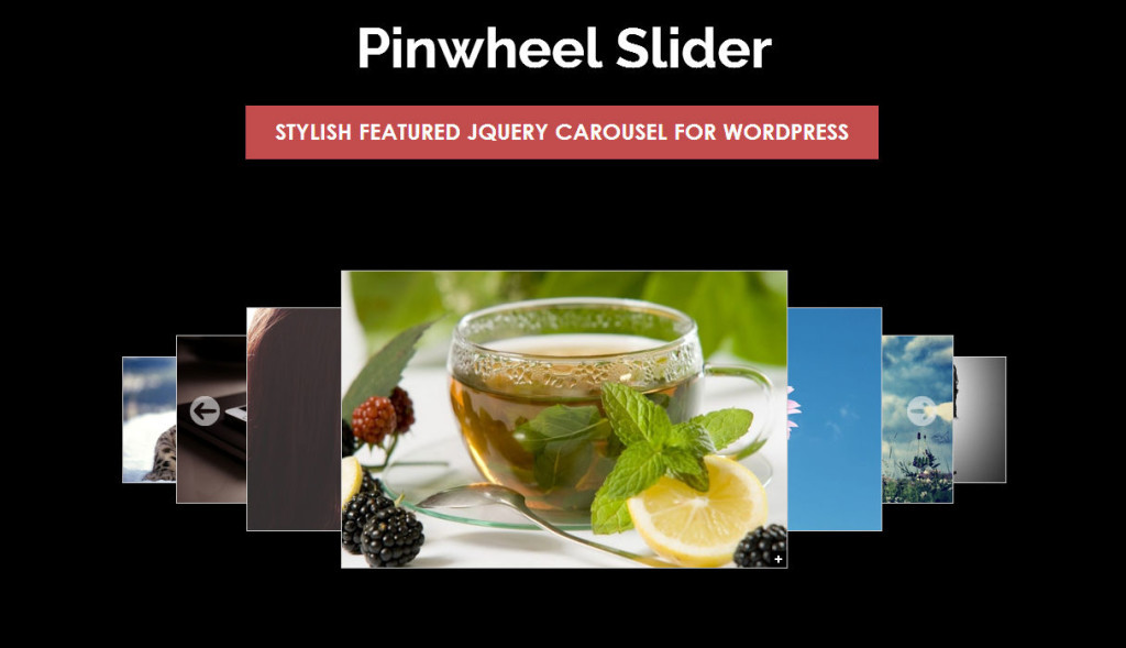 Pinwheel Slider - most-popular-free-and-premium-slider-plugins-for-wordpress(24)