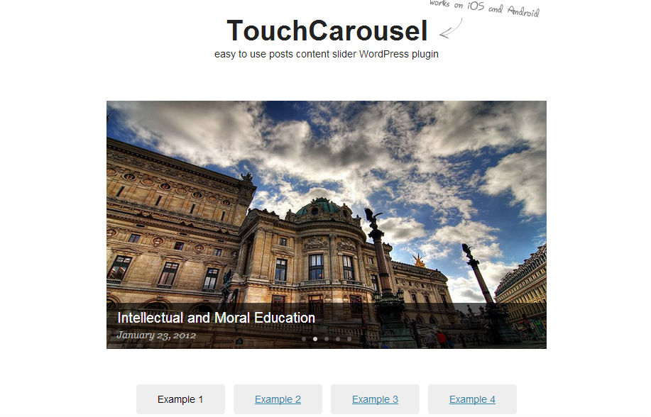 TouchCarousel - most-popular-free-and-premium-slider-plugins-for-wordpress(36)