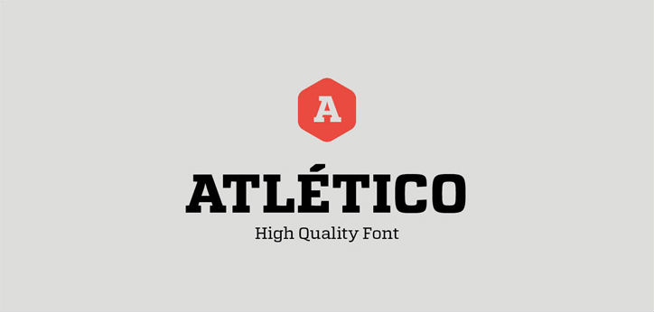 Atletico-free-font
