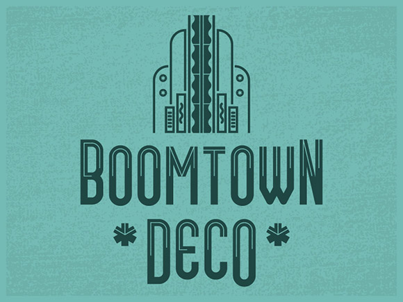 boomtown-deco-free-font