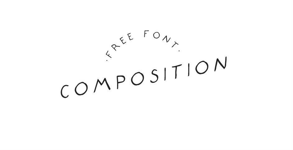 Composition-free-font