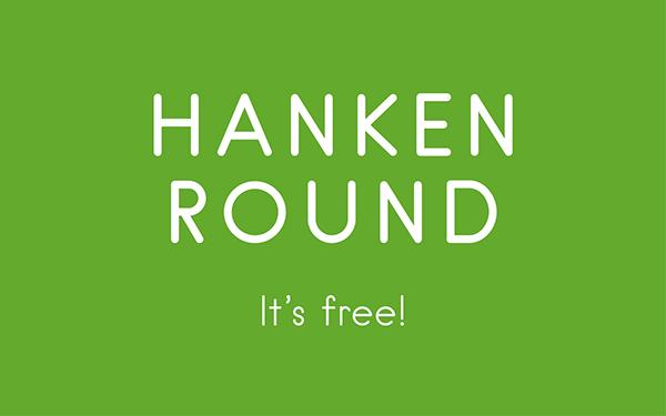 hanken-round-free-font