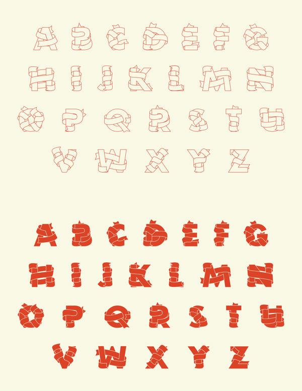 Unveil-free-font01