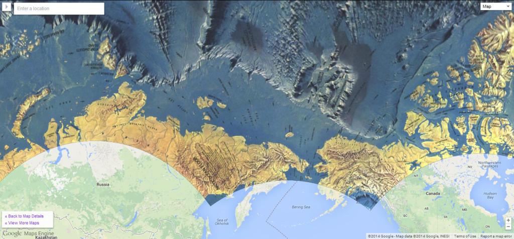 1971_Arctic_Ocean_Floor