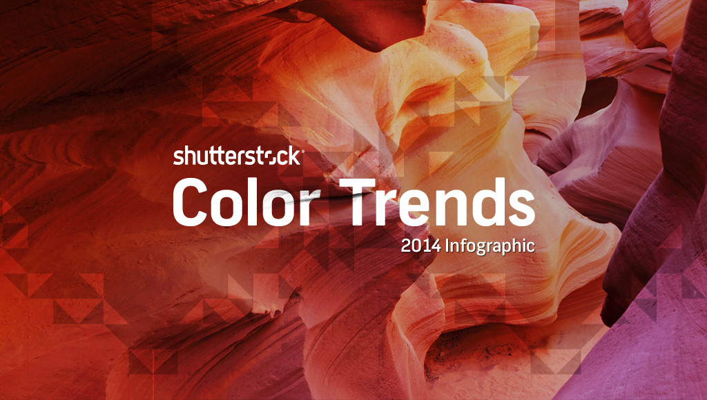 The Top Color Trends of 2014