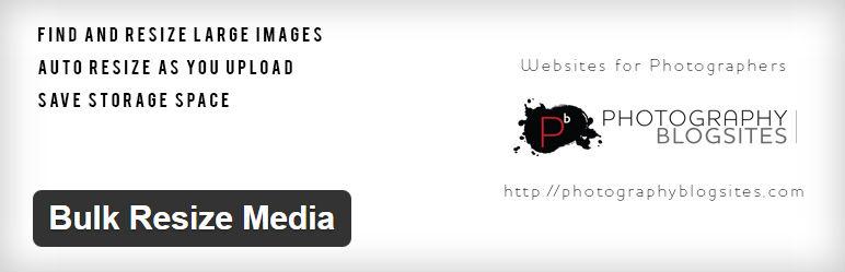 Bulk Resize Media - wordpress-image-optimization-plugins-12