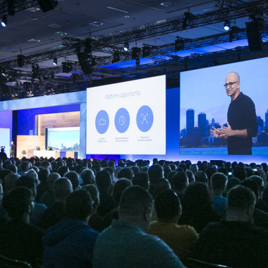 Microsoft Launches Everything at Build Developer Conference 2015: Day 1
