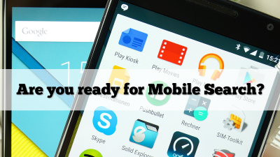 Mobile SEO Tips To Help You Survive The Coming Google Mobilegeddon