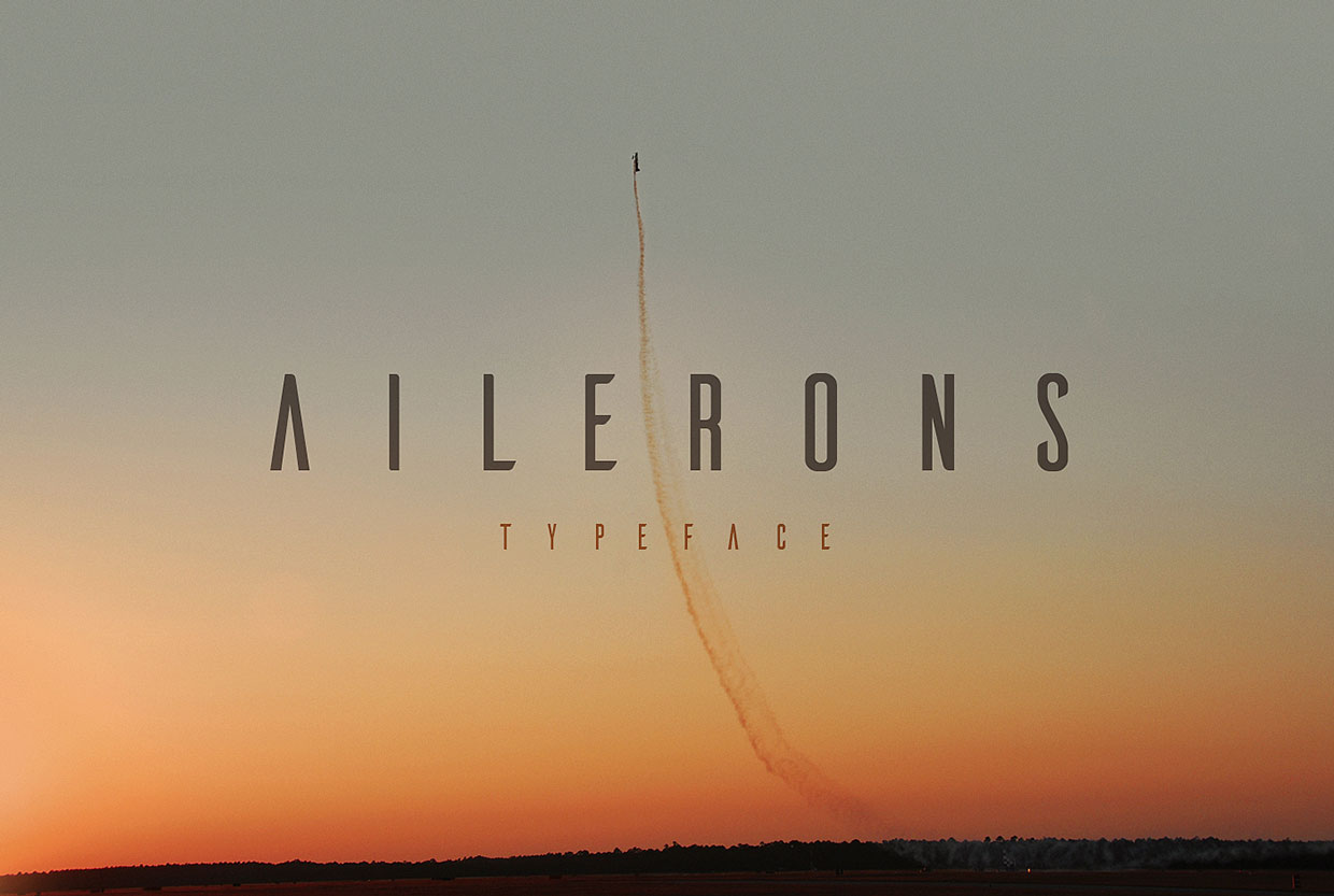 ailerons-free-font-013