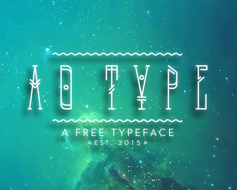 ao-free-font-085