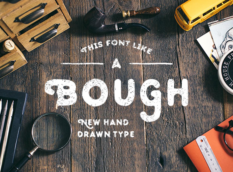 bough-free-font-090