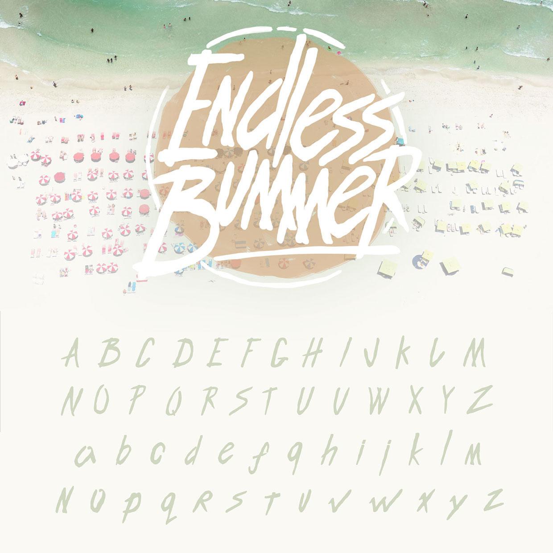 endless-bummer-free-font-067
