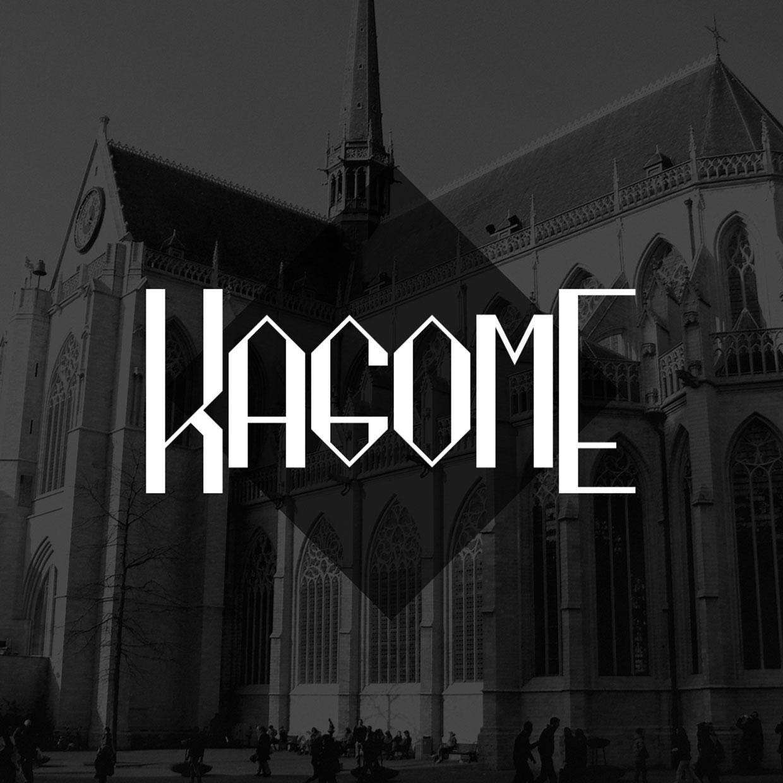 kagome-free-font-043
