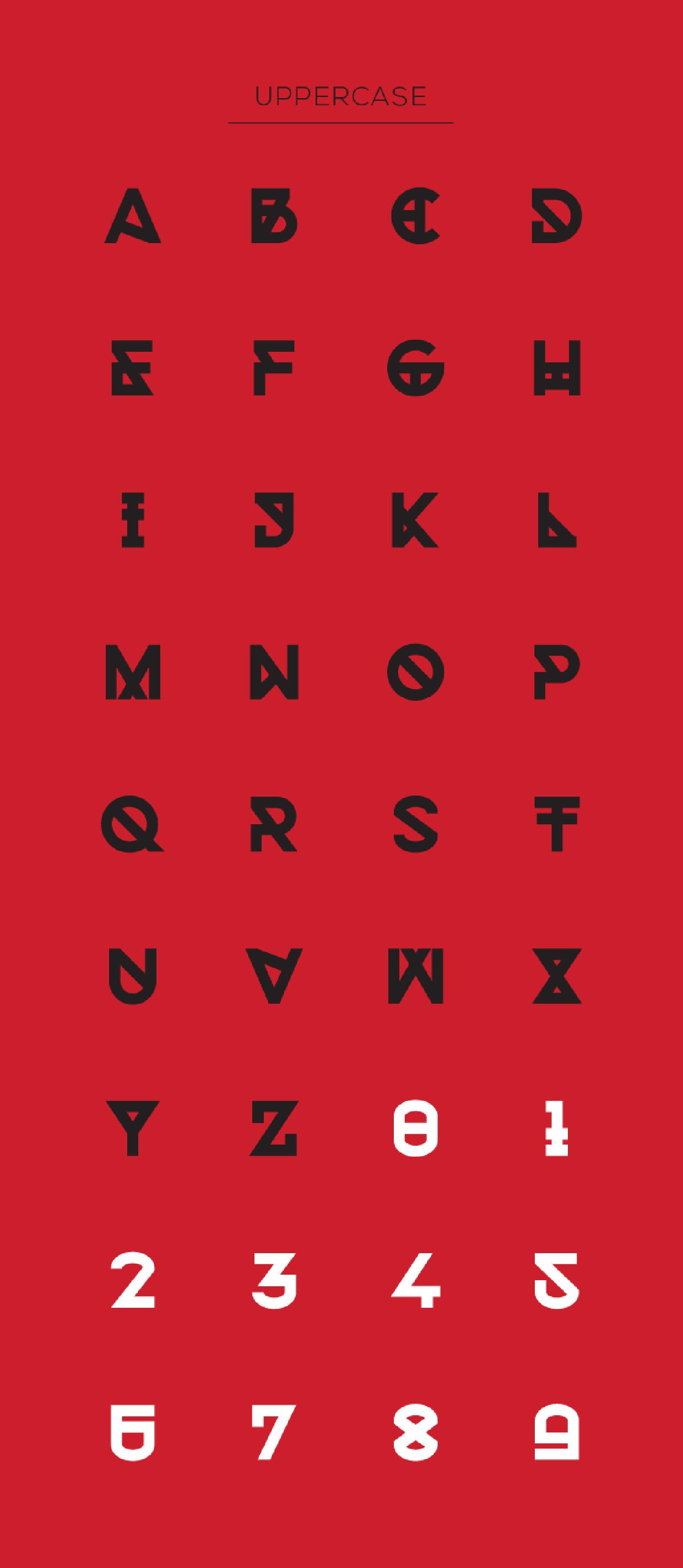 kontanter-free-font-055
