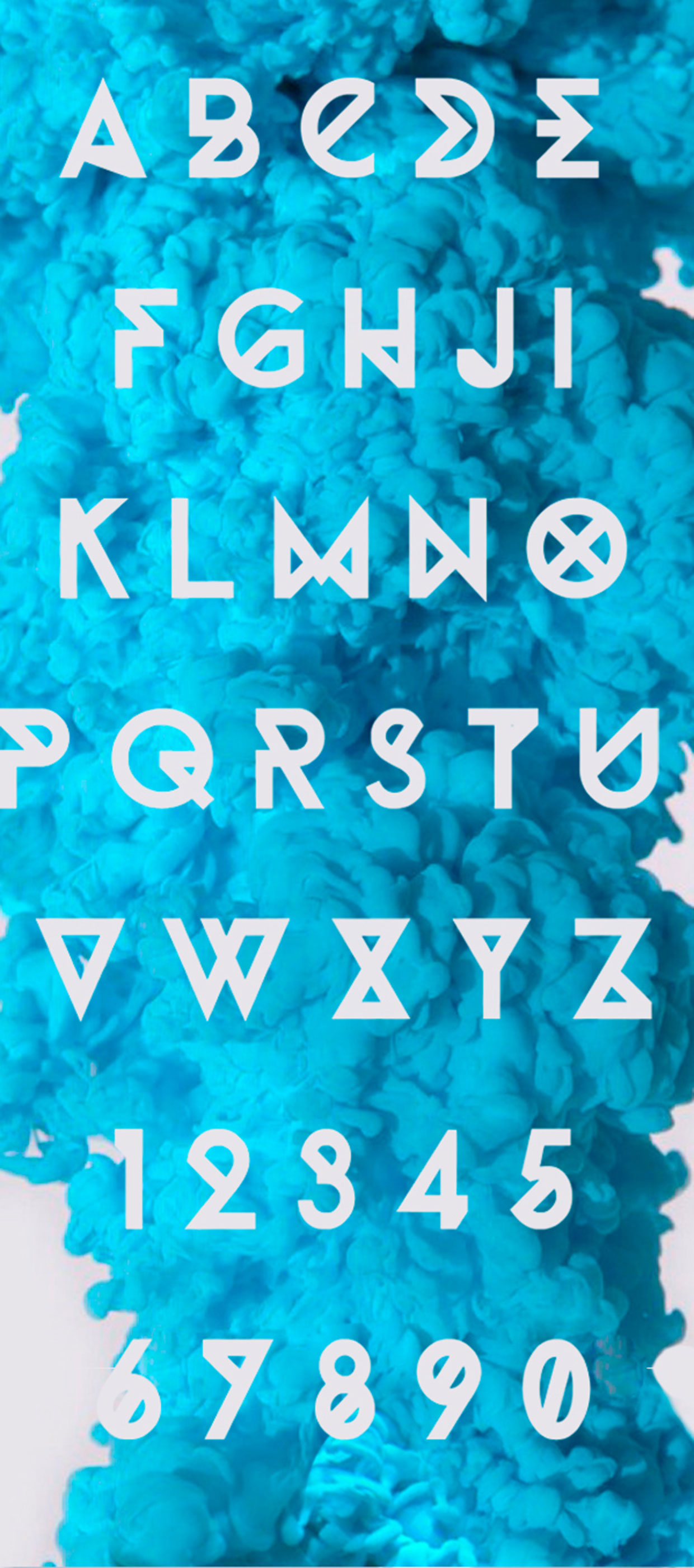 research-free-font-072