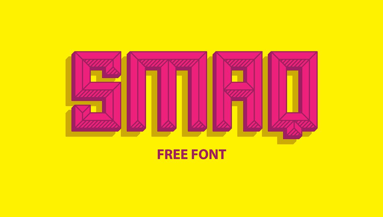 smaq-free-font-020