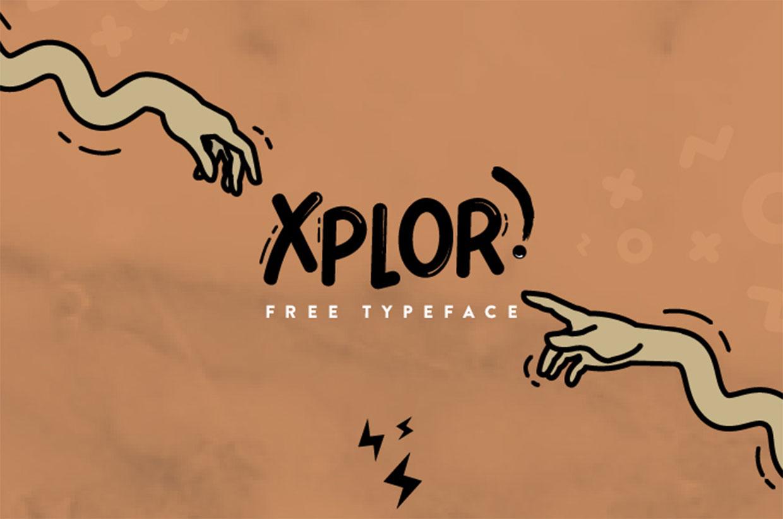xplor-free-font-016