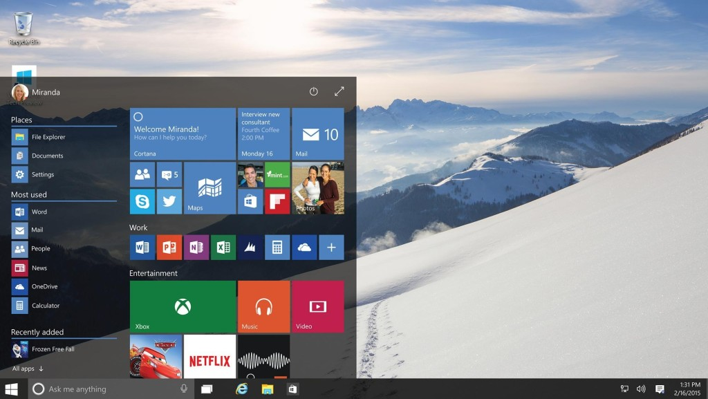 Windows 10 Free Upgrade is Automatically Downloading on Windows 7/Windows 8 and How to get right now