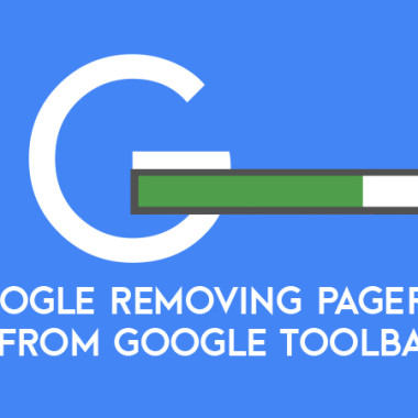 Google has Confirmed that it is Removing PageRank from Google Toolbar
