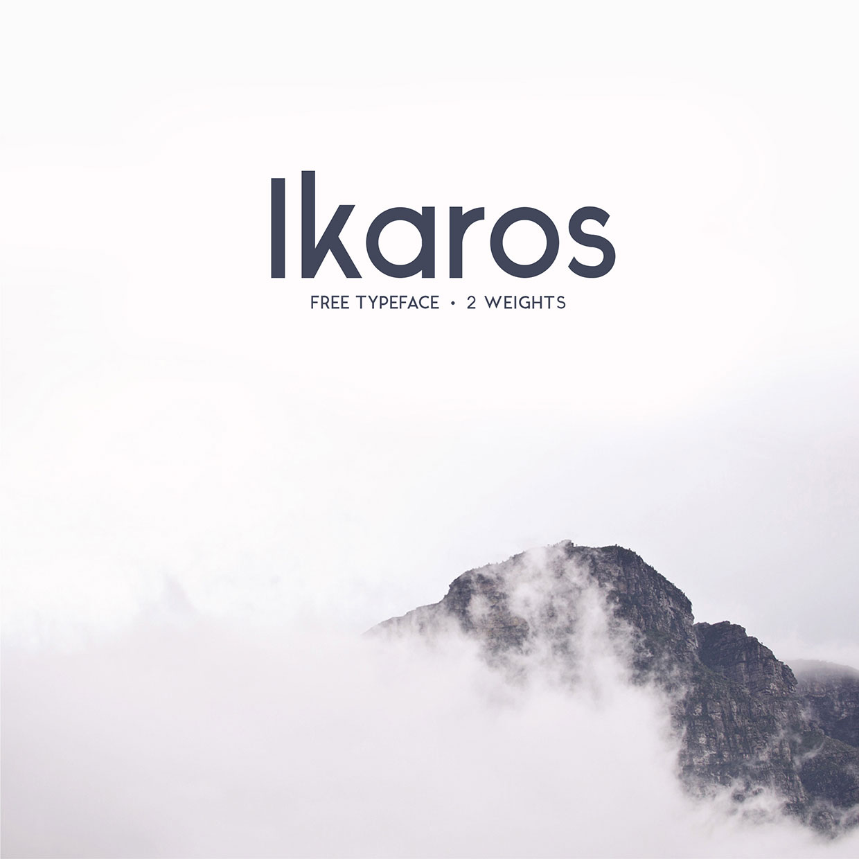 Ikaros Best Free Logo Fonts 077