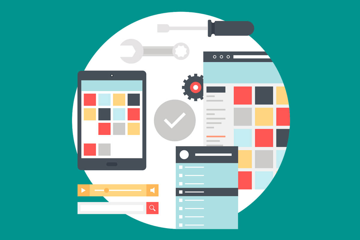 The 100 best web design tools ever infographic for Website planning software