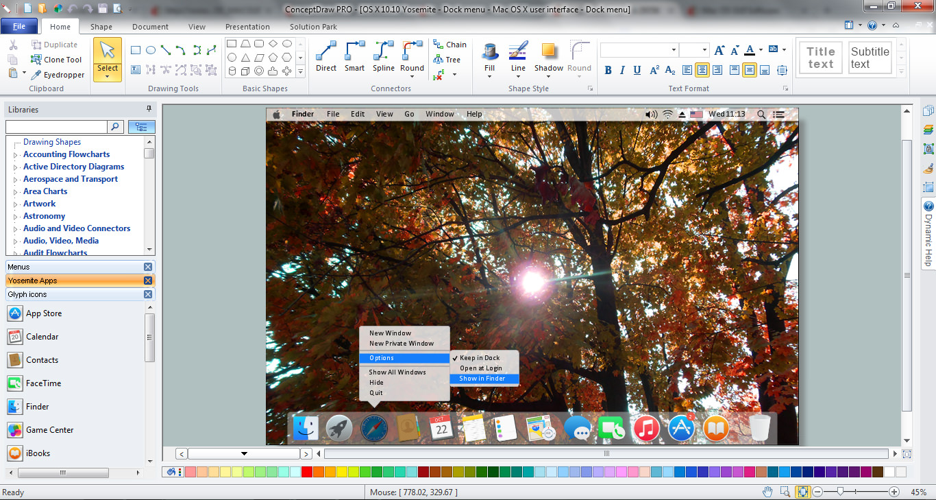 The 59 Best Prototyping Tools For Ui And Ux Designers Conceptdraw Pro Compatibility With Ms Visio