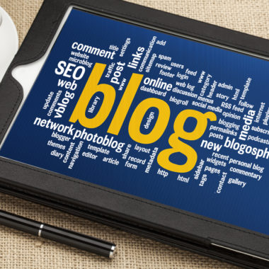 The difference between on-site blog content and off-site content