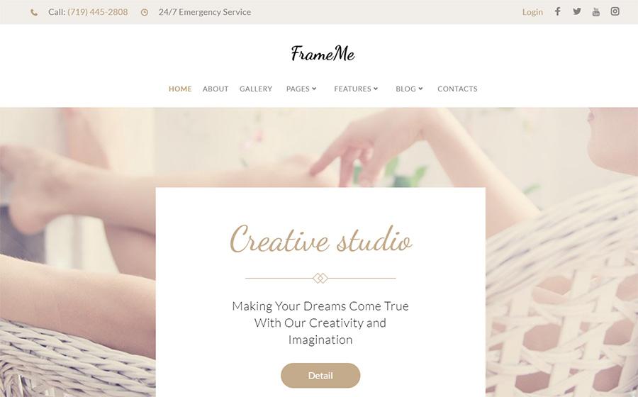 frameme-clean-photography-and-design-studio-wordpress-theme