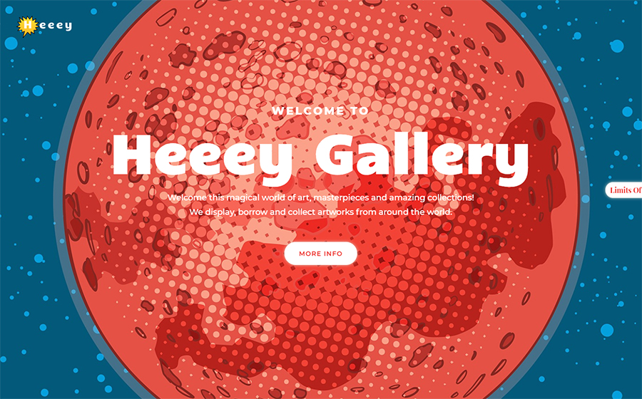heeey-art-gallery-elementor-wordpress-theme