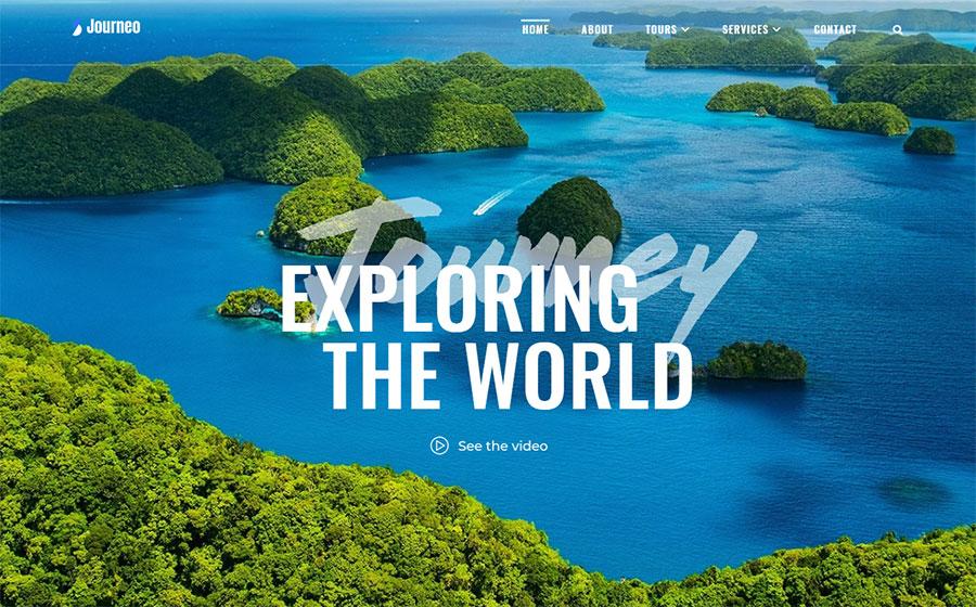 journeo-travel-agency-elementor-wordPress-theme